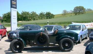 Modifications Bentley 1936