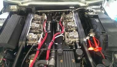 Révision moteur Lamborghini